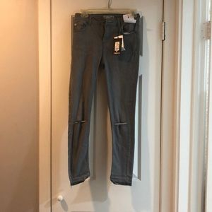 NWT GRAY  jeans